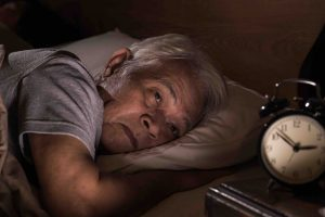 trauma and insomnia